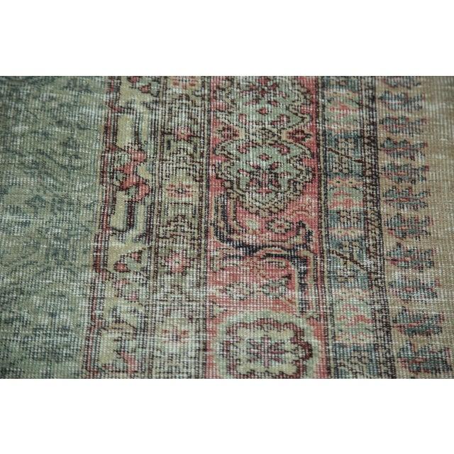 "Distressed Oushak Carpet - 8'6"" X 11'6"" - Image 6 of 10"