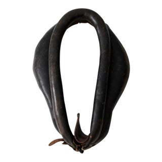 Antique Leather Horse Collar