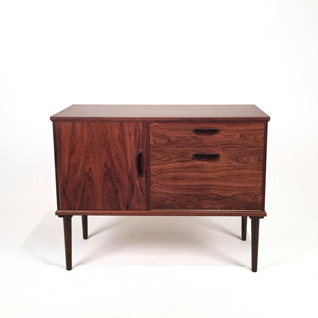 Vintage Danish Rosewood Cabinet - Image 10 of 10