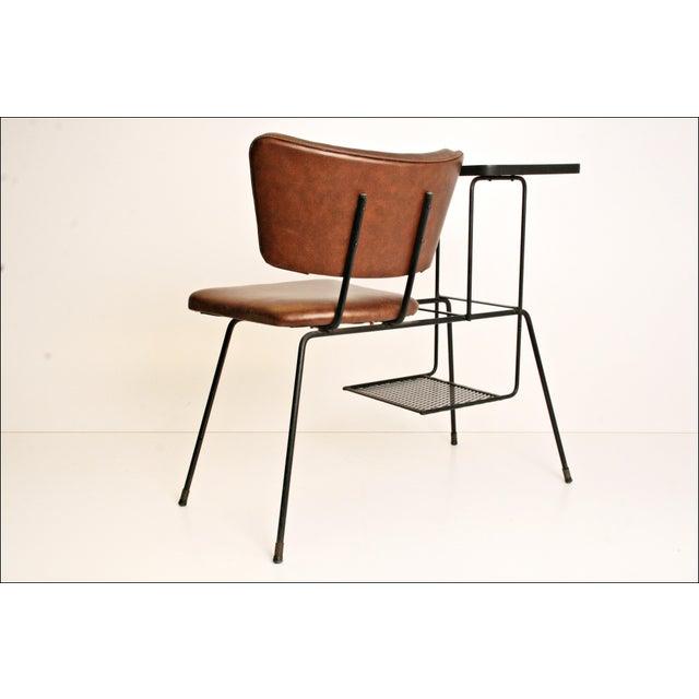 Mid-Century Modern Telephone Chair - Image 3 of 11
