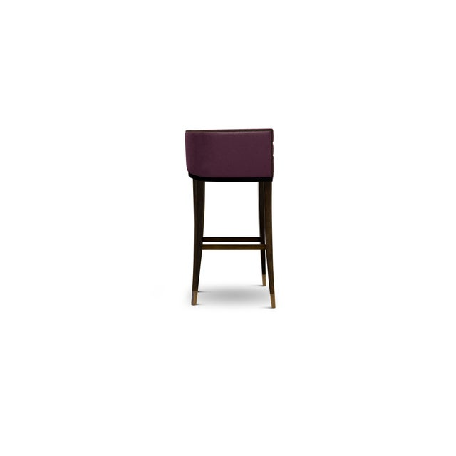 Maa is the language spoken by the Maasai tribe, known for its harmonious dialect. MAA Bar Chair pays tribute to it. This...