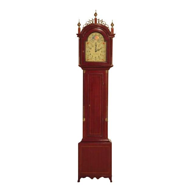Sligh Simon Willard Roxbury Grandfather Clock - Image 1 of 10