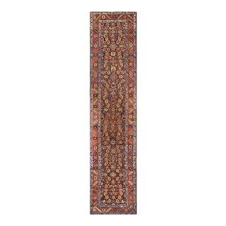 """Antique Bakshaiesh Rug 3'5"""" X 14'3"""" For Sale"""