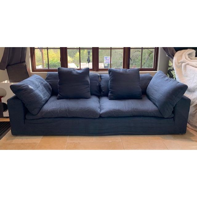 The Ultimate sofa, Clouds design nods to the relaxed modernism of the mid-20th century, while its comfort is simply...