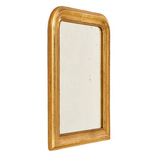 Small Gold Antique Louis Philippe Mirror Preview