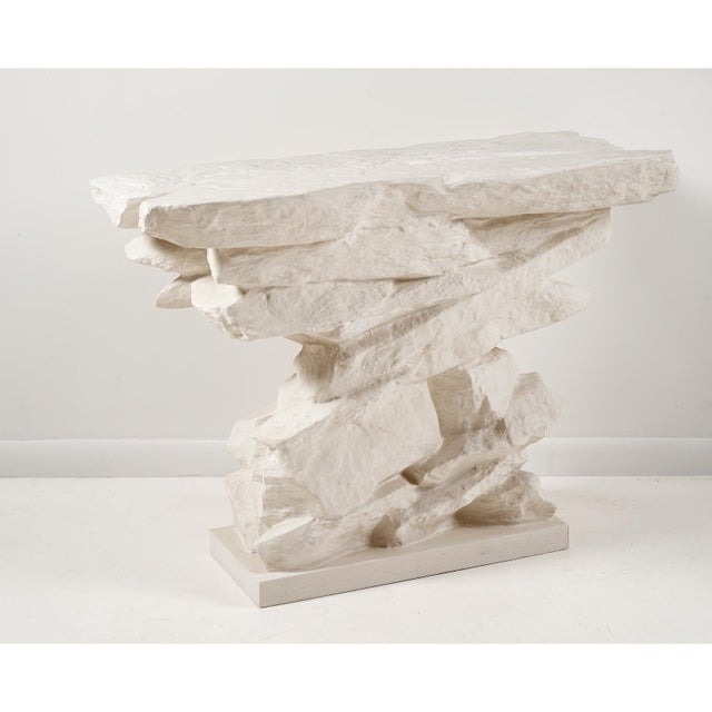1970s 'Ledge Rock' Console Table after Emilio Terry, ca. 1970 For Sale - Image 5 of 7