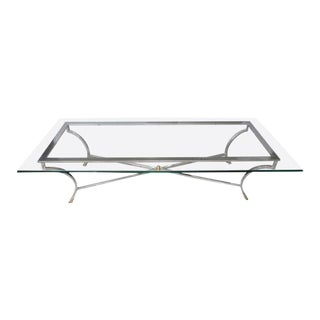 Maison Jansen Style Coffee Table For Sale