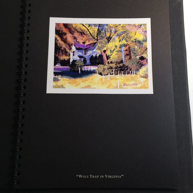 """""""An Evening with the Art of Tony Bennett"""" Book of Paintings For Sale - Image 9 of 11"""