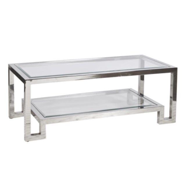 Modern Worlds Away Winston Cocktail Table For Sale In Atlanta - Image 6 of 6