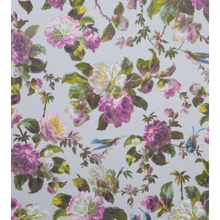 Renaissance Wallpaper by Clarke & Clarke - Sample For Sale