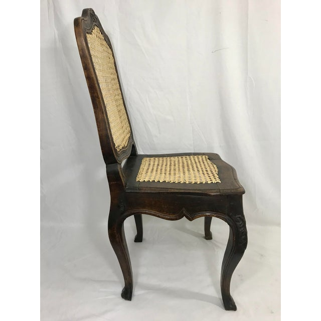 Mid 18th Century Louis XV Period Side Chair For Sale - Image 5 of 7