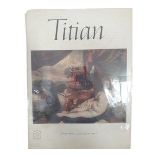 Titian Art Book by Abrams 16 Prints