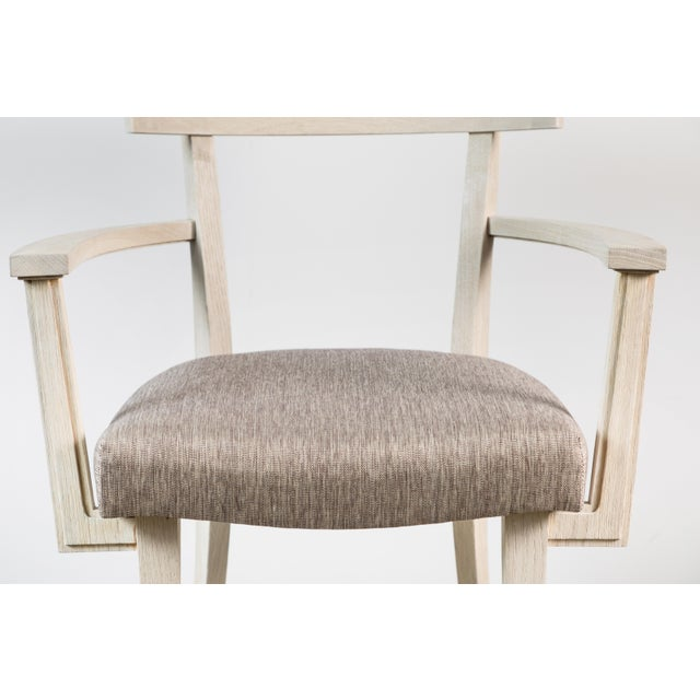 Modern Modern Klismos Chair by Paul Marra For Sale - Image 3 of 8