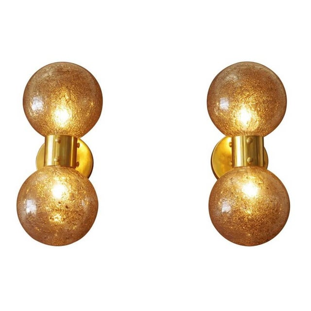 Bailarina Duo Globe Sconce For Sale - Image 11 of 12