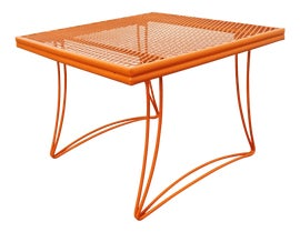 Image of Outdoor Accent Tables