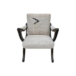 Fragments Identity Vintage X-Frame Chair For Sale