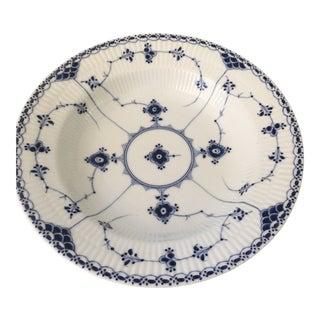 Vintage Royal Copenhagen Soup Bowl For Sale