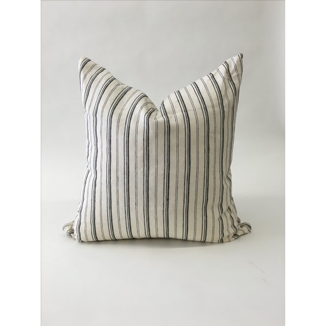 Ralph Lauren Stripe Pillow - Image 2 of 4