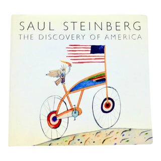 Saul Steinberg, the Discovery of America Book For Sale