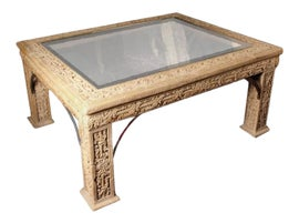 Image of Folk Art Coffee Tables