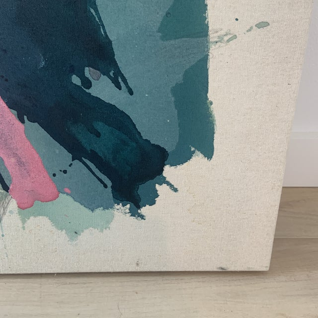 2010s Contemporary Abstract Acrylic Painting by Ross Severson For Sale - Image 5 of 9