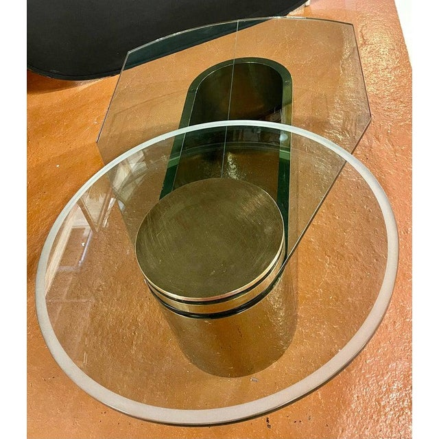 Coffee Dakota Jackson Self Winding Coffee Table For Sale - Image 8 of 12