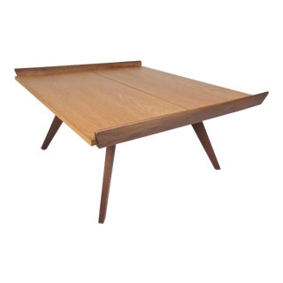 George Nakashima for Knoll Coffee Table For Sale