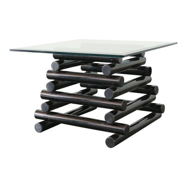 Vintage Mod Side Table For Sale