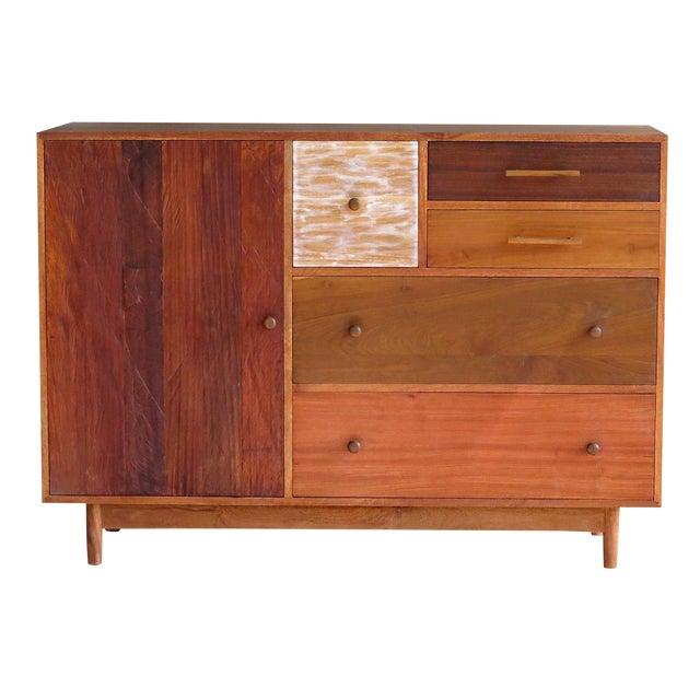 Masaya & Company Mixed Hardwood Dresser - Image 1 of 6