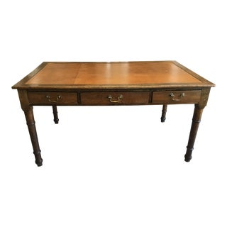Late 1800's Antique Federal Style Desk For Sale
