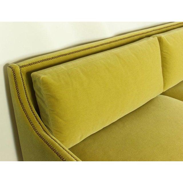 Custom Made Deep Seated Sofa For Sale - Image 9 of 11