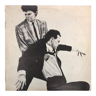Original Robert Longo Record Art