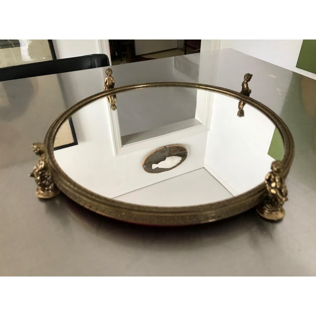 Take your dressing room, make-up table, or bathroom vanity/primping station to the next level with this charming and...