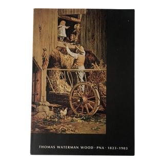 Thomas Waterman Wood 1823-1903 For Sale