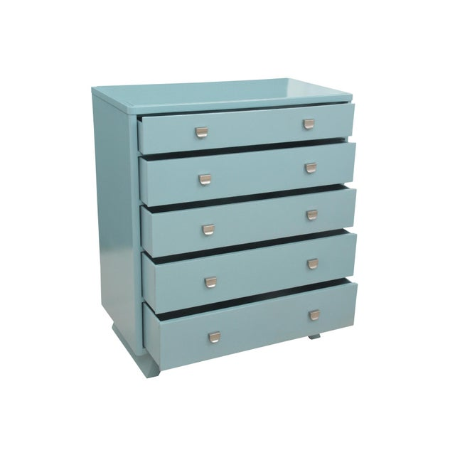 Midcentury Upright Dresser - Image 2 of 7