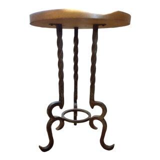 Vintage Lane Altavista Side Table For Sale