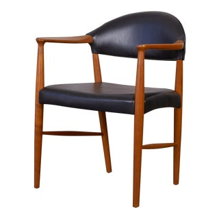 Armchair by Ejnar Larsen and A. Bender Madsen For Sale