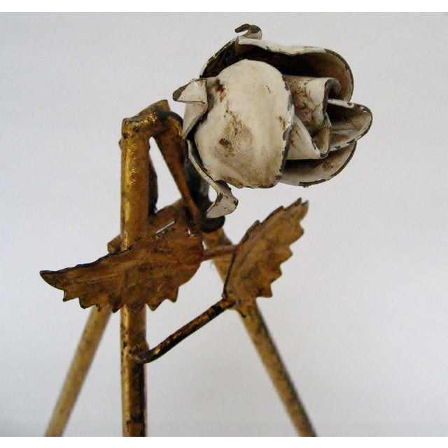 Late 20th Century Small Italian Easel For Sale - Image 5 of 8
