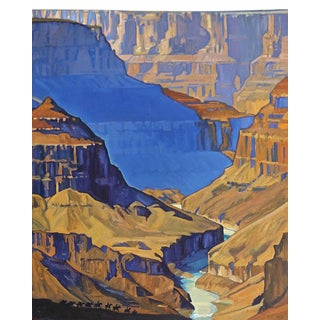 The Grand Canyon by Dennis Ziemienski