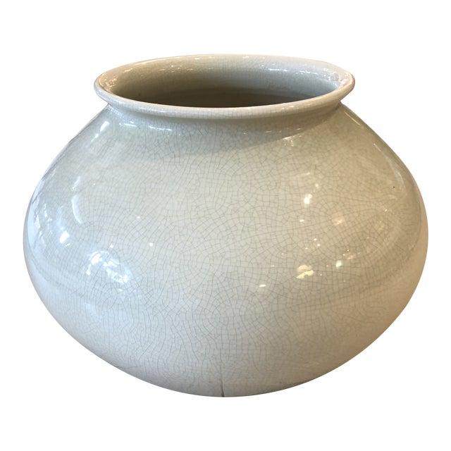 Large Mid Century Modern Bitossi Vase Vessel For Sale