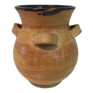 Decorative Clay Pottery Vase