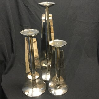 Modern Candle Holders - Set of 3 Preview