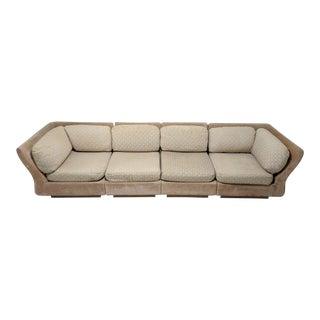 1970s Pierre Cardin Sculptural Modular Sofa