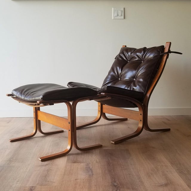 1970s Vintage Ingmar Relling Siesta Chairs for Westnofa - 3 Pieces For Sale In Seattle - Image 6 of 13