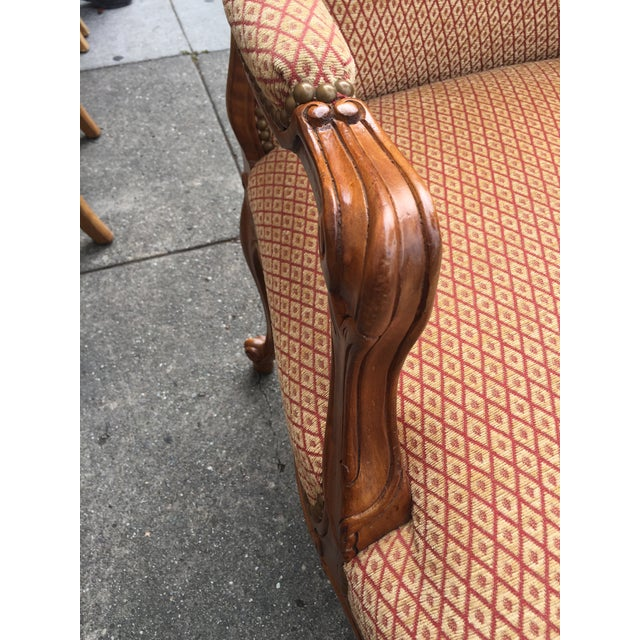 French Style Begeres a Pair For Sale - Image 10 of 12