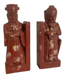 Image of Asian Bookends