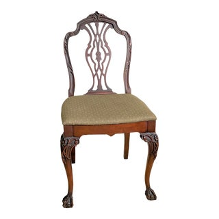 Early 20th Century Vintage Accent Chair For Sale