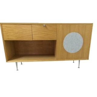 Herman Miller George Nelson Stereo Cabinet For Sale