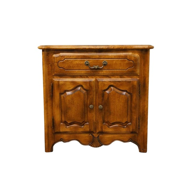 """Ethan Allen Country French Collection 26"""" Nightstand 26-5316 - Finish 236 For Sale"""