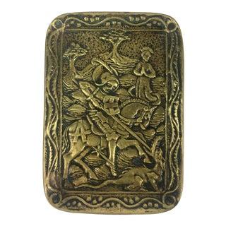Bronze Key Holder Vide Poche Signed Max Le Verrier For Sale